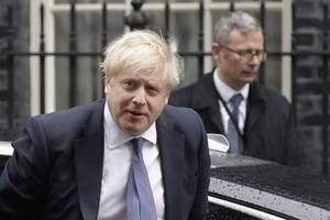 UK PM Johnson fires 5 top cabinet ministers