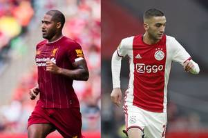 Former Liverpool and England defender issues verdict on Hakim Ziyech to Chelsea transfer