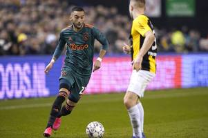 Hakim Ziyech plans to derail Arsenal and Man United's season ahead of Chelsea transfer