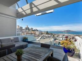 Facebook Australia's ex-head of operations is selling his San Francisco home that sits on a beloved off-beaten path in the city. Take a look inside the $4 million house.