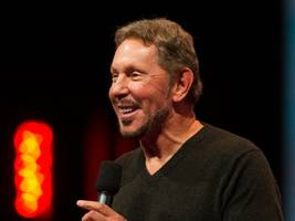 oracle employees are protesting larry ellison's planned fundraiser for trump: 'his alliance with this ignoble and destructive figure damages our company culture' (orcl)