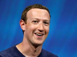 mark zuckerberg says facebook is 'happy to pay more tax in europe' (fb)