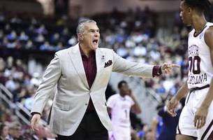 South Carolina receives NCAA notice for basketball program