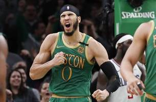 Tatum, Smart lead Celtics past Clippers in double OT