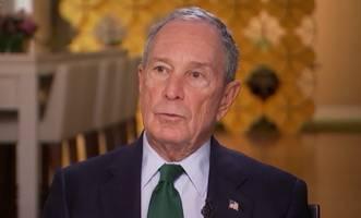 'New Frontrunner?' Shock Florida Poll Shows Bloomberg Tops Biden In Delegate-Rich State