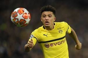 Chelsea and Man Utd receive Jadon Sancho transfer boost after Man City Champions League ruling