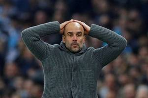 Fans brutally troll Man City over Pep Guardiola after UEFA Champions League ban