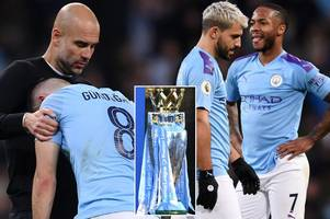 Man City facing points deduction — and could be forced to play in League Two