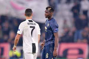 Paul Pogba has 'first choice' for next club as Juventus, PSG and Real Madrid eye Man Utd star