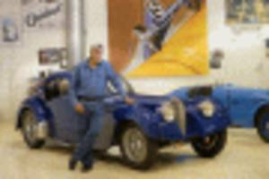 jay leno, helene rother heading to automotive hall of fame