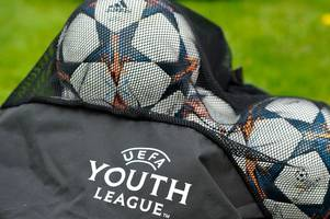 uefa youth league draw live - derby county & liverpool to find out opponents