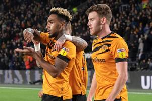 hull city 4-4 swansea city highlights and reaction as tigers rescue point in a crazy game