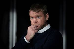 'no one will give up' - hull city boss grant mccann motivated by proving doubters wrong