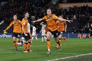heart still beating in hull city's season as tom eaves equaliser can restore impetus
