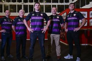 gloucester rugby to wear special one-off kit against exeter chiefs to acknowledge their heritage
