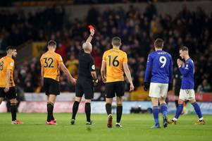 wolves 0-0 leicester city live - match report and reaction from controversial draw