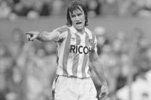 'a real warrior' - outpouring of love from stoke city fans for ex-captain struck by jeff astle-like brain injury