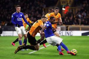 'excellent throughout' - wolves player ratings as leicester city escape with a point