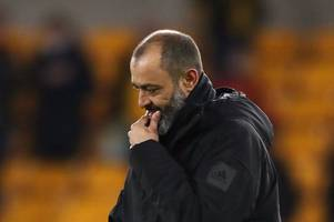 'it's not about wolves' - nuno lets rip after var saves leicester again