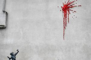 Banksy confirms that new Valentine's Day artwork is his