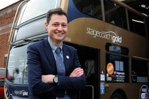 stagecoach boss explains why more people should get on the bus to save the planet