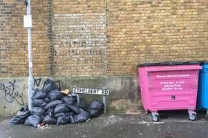 thanet: worst grot spots revealed as council pledges to take action over fly-tipping