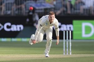 new zealand's lockie ferguson not expecting to make india test series
