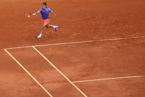 roger federer: french open only clay court appearance in 2020