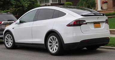 tesla to recall 3,183 model x vehicles in china: report
