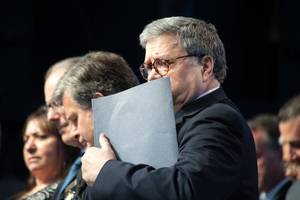 The Critical Legal Theory of Bill Barr