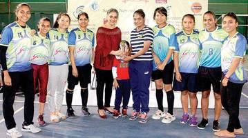 Indian Oil, Republicans emerge WCG rink hockey champions
