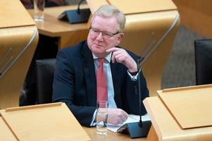 New Scottish Tory leader Jackson Carlaw will be lucky to see out 18 months in the job