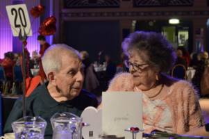 Scots couple recreate first date more than 68 years later for Valentine's Day
