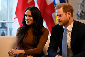 Meghan Markle Orders Prince Harry to Get in Shape for Hollywood