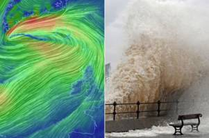 What the Met Office says about reports Storm Dennis will be the fiercest North Atlantic storm ever