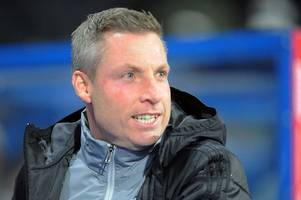 cardiff city press conference: neil harris sets record straight over lee peltier's west brom exit