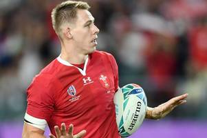 liam williams announcement imminent as welsh rugby and scarlets to get huge boost