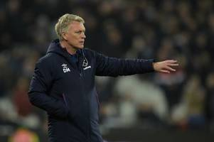 four questions david moyes must find an answer two ahead of west ham's brutal fixture run