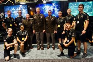 the army wants more soldiers, and it's using esports to put a 'finger on the pulse' of potential recruits