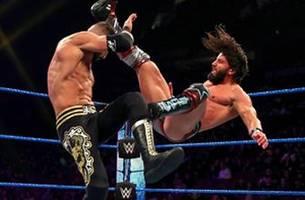 Tony Nese & Mike Kanellis vs. The Brian Kendrick & Ariya Daivari: WWE 205 Live, Feb. 14, 2020