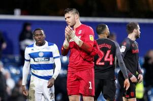 we missed eight nice goals as well laughs qpr manager after brushing aside stoke city