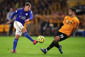 'battled to a point' - how leicester city reported wolves draw