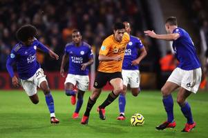 'not football anymore' - how the press reported wolves' var controversy against leicester