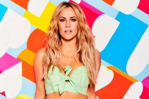 love island stars and fans pay tribute to caroline flack 'found dead in flat'