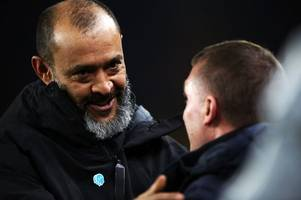 nuno explains why he benched wolves pair adama traore & joao moutinho