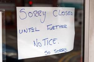 Popular shop in town closes suddenly due to 'unforeseen circumstances'