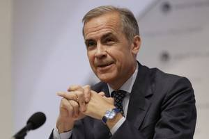 bank of england's carney: business must come clean quickly on climate