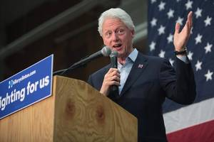 new documentary featuring bill clinton examines antisemitism in us, europe