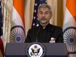 on kashmir, jaishankar tells us senator india will 'settle it'