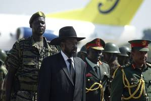 south sudan president offers key compromise for peace